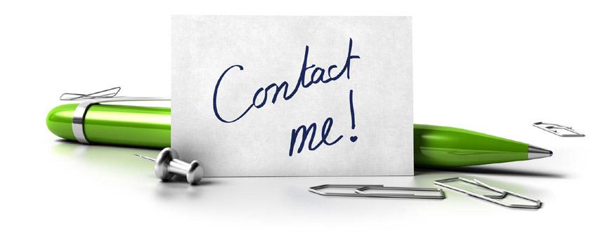 Contact Me - Carlos de Ibarrola - Real Estate Agent